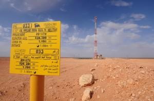 001 Libia Pozzo del gas dell'Eni piste di Ghadames_resize