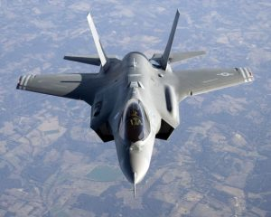 F35 aircraft