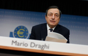 First ECB Council Meeting With Mario Draghi