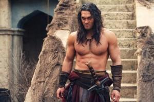 "Il ""nuovo"" Conan: Joseph Namakaeha Momoa"