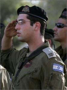 Israel Falling Recruits
