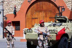 esercito libico libia