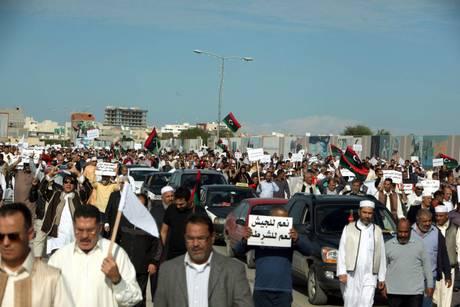Nuovo bagno di sangue nella libia liberata - Bagno di sangue ...