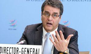 Roberto Azevedo WTO
