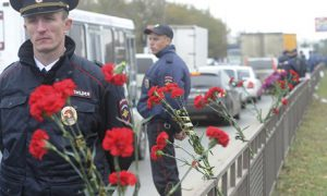 Husband of Volgograd bus bomber hunted