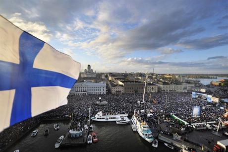 Economía en Finlandia