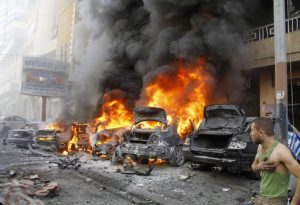 LEBANON-UNREST-BLAST