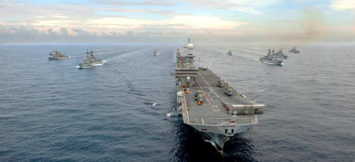 L 39 industria strategica italiana sostenuta dalla marina - Cavour portaerei ...