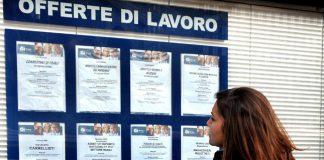disoccupazione giovani