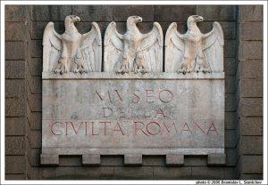 Mussolini's_Museo_della_Civilta_Romana