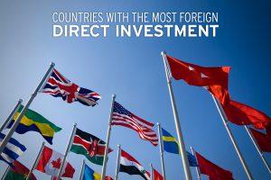 investimenti diretti esteri ide bandiere nazionali