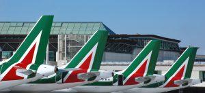 Alitalia code