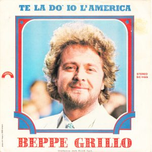 Beppe Grillo - Back