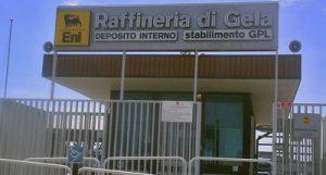 raffineria Eni Gela