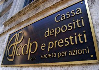 cdp cassa depositi e prestiti