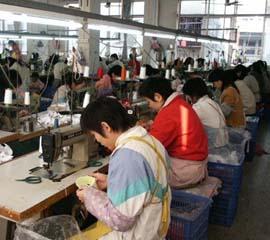 lavoro cinesi