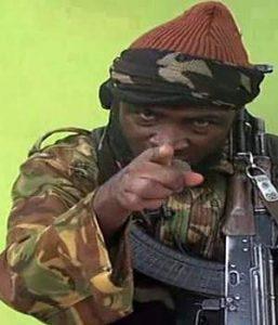 Abubakar Shekau leader di Boko Haram