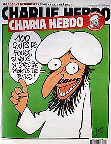 Charlie Hebdo Sharia Hebdo
