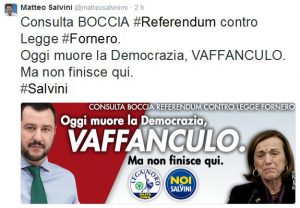 Salvini Fornero
