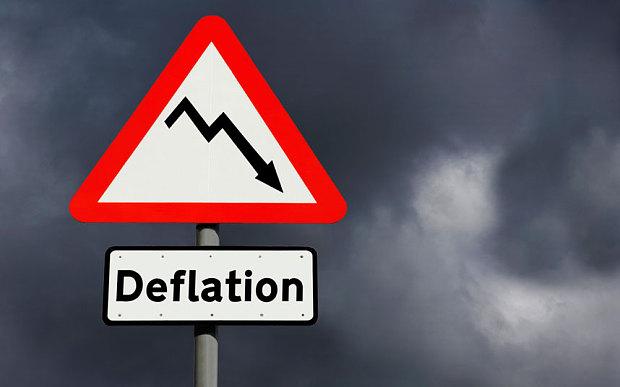 Azzeramento Inflazione: segnale blocco economia
