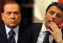 Renzi Berlusconi