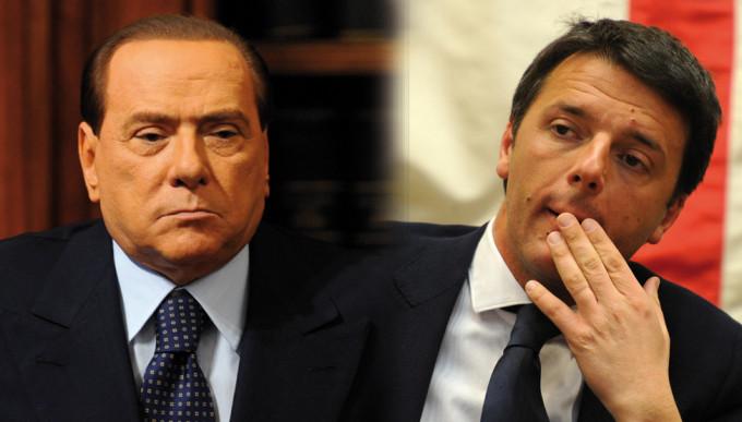 """Silvio Berlusconi sta con Renzi dopo l'arresto dei genitori: """"In Paese civile non accadrebbe"""""""