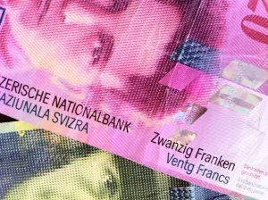 venti franchi svizzeri