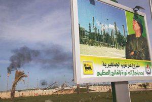 Eni lascia la Libia