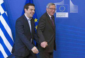 accordo grecia tsipras juncker