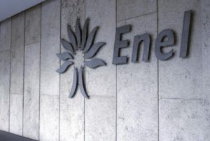 enel logo palazzo