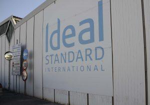 Stabilimento dell'Ideal Standard - Orcenico di Zoppola (PN) 04/12/2013