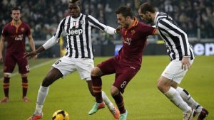Probabili formazioni Roma-Juventus