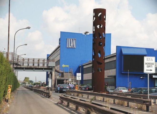 stabilimento Ilva Taranto