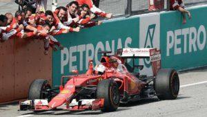 Vettel Sepang