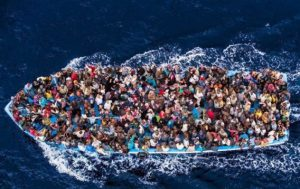 naufragio barcone
