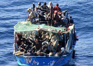 Blocco navale dei porti libici