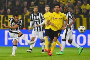Borussia Dortmund-Juventus, Champions League 2015