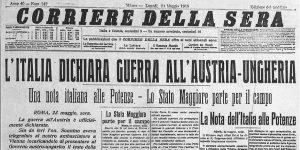 prima guerra mondiale 24maggio