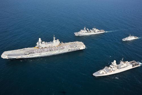Risultati immagini per navi militari nel mediterraneo
