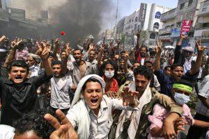 Yemen-revolt
