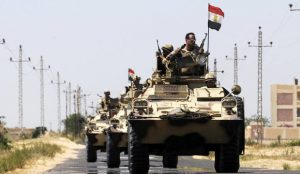 esercito egitto libia