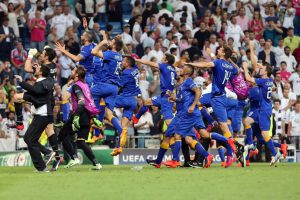 Juventus in finale, Champions League 2015