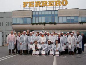 Ferrero Alba stabilimento