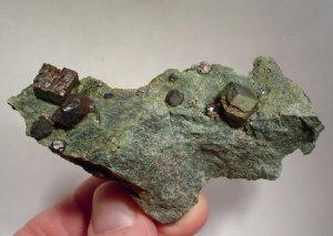 Perovskite-Magnetite