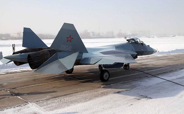 Ultimo Aereo Da Caccia Russo : Nuovo aereo caccia russo superiore all f e perfino