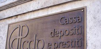 piano cassa depositi e prestiti