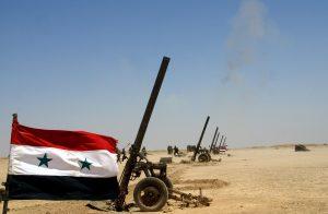 siria guerra isis
