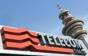 telecom italia logo sede