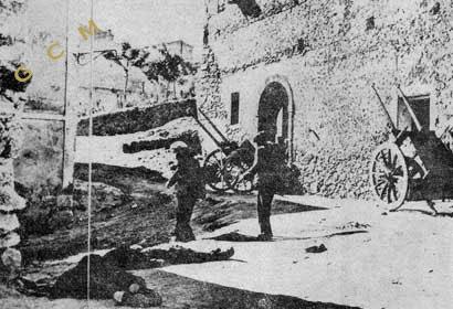 luglio 1943 gela contro le truppe quotanglomafiosequot