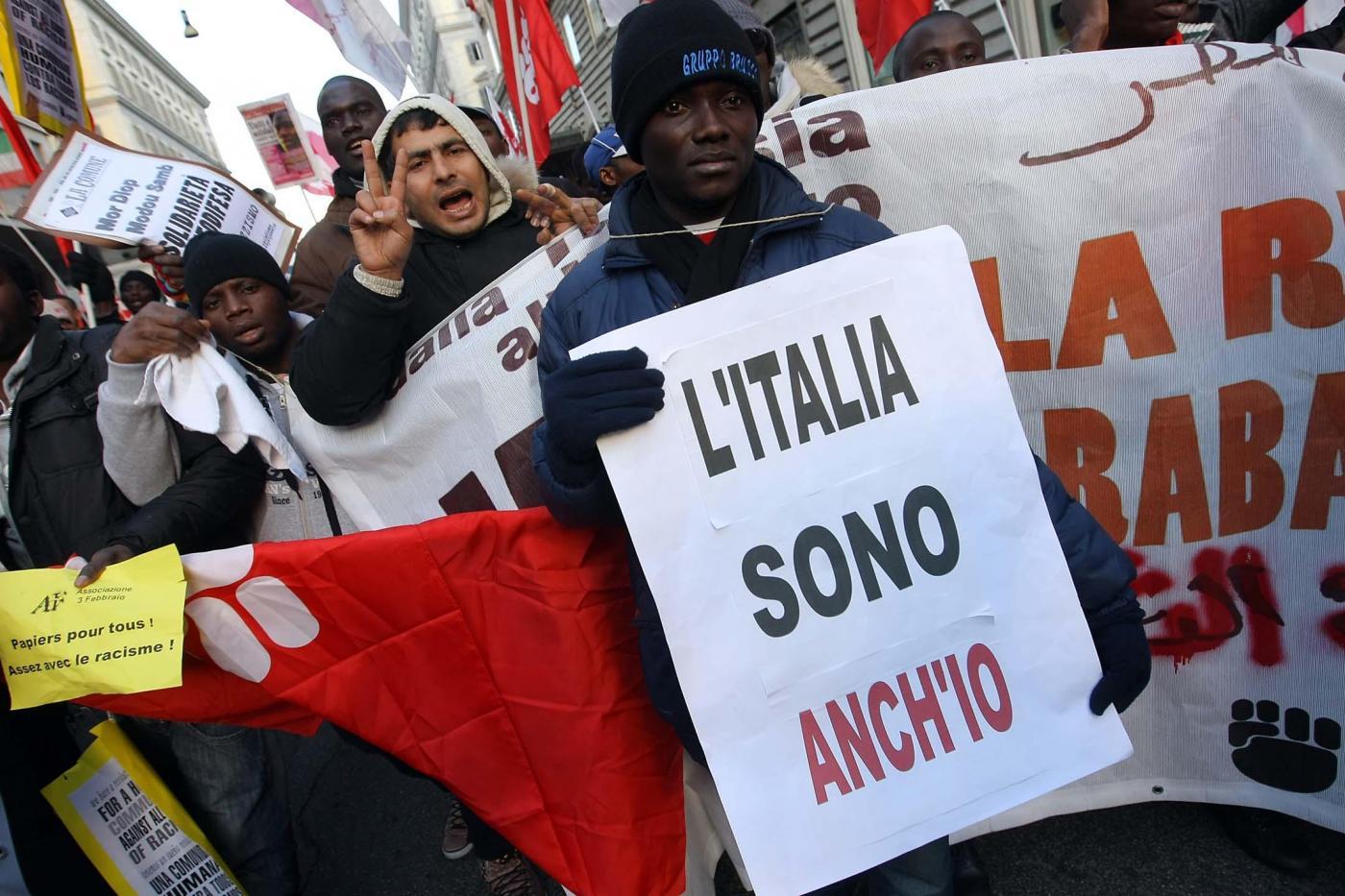 Ius soli, Boldrini: